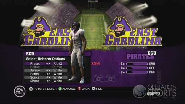 NCAA Football 10 Screenshot #418 for Xbox 360