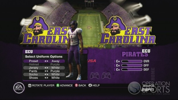 NCAA Football 10 Screenshot #420 for Xbox 360