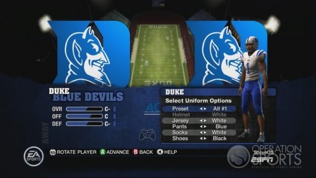 NCAA Football 10 Screenshot #421 for Xbox 360