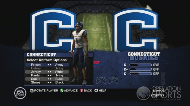 NCAA Football 10 Screenshot #424 for Xbox 360
