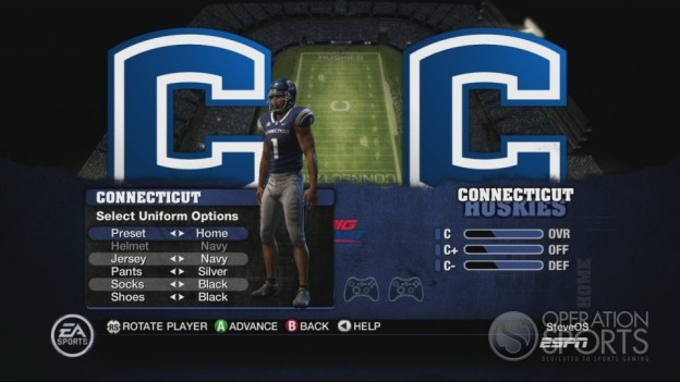 NCAA Football 10 Screenshot #425 for Xbox 360