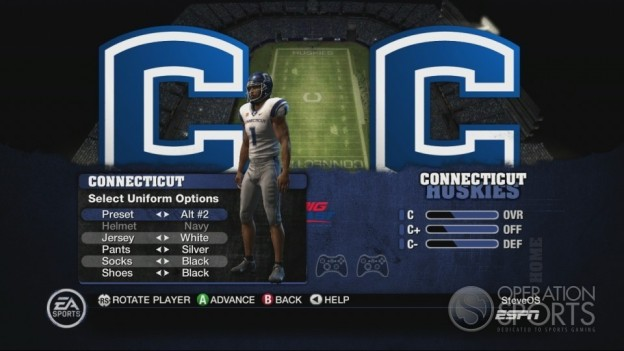 NCAA Football 10 Screenshot #426 for Xbox 360