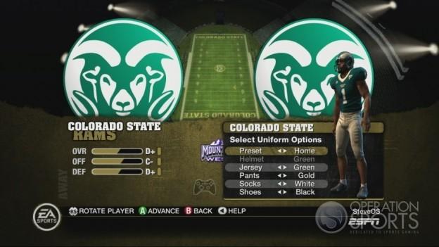 NCAA Football 10 Screenshot #433 for Xbox 360