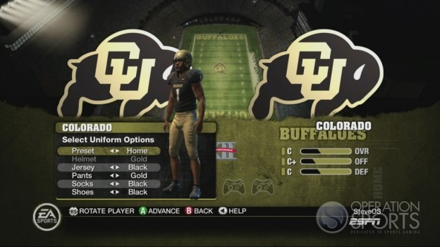 NCAA Football 10 Screenshot #434 for Xbox 360