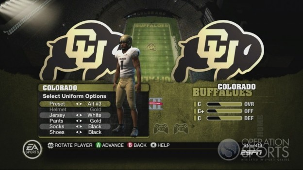 NCAA Football 10 Screenshot #435 for Xbox 360
