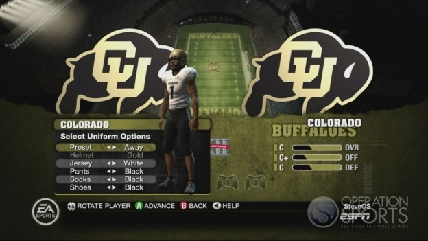 NCAA Football 10 Screenshot #437 for Xbox 360