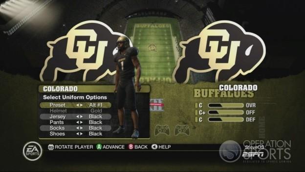 NCAA Football 10 Screenshot #438 for Xbox 360