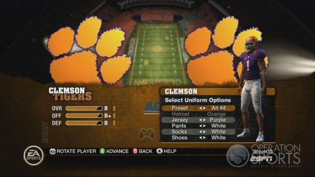 NCAA Football 10 Screenshot #441 for Xbox 360