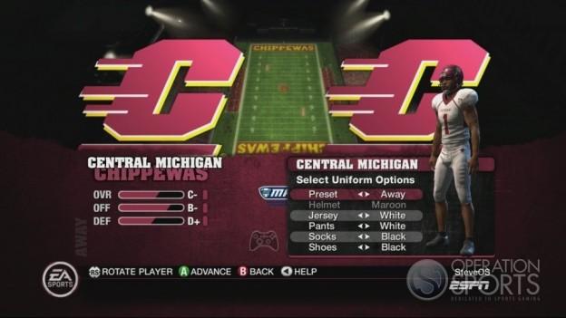 NCAA Football 10 Screenshot #454 for Xbox 360