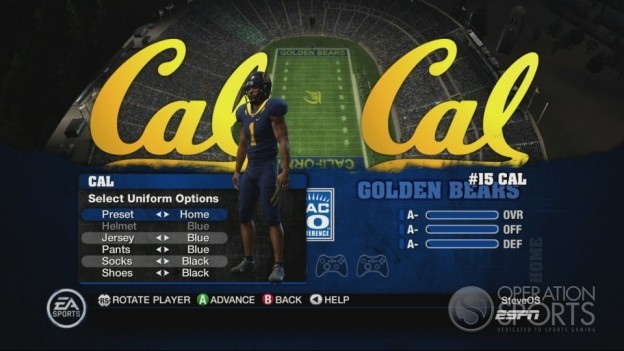 NCAA Football 10 Screenshot #455 for Xbox 360
