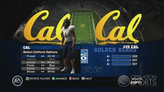 NCAA Football 10 Screenshot #456 for Xbox 360