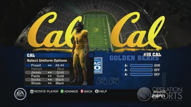 NCAA Football 10 Screenshot #458 for Xbox 360