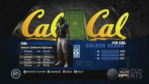 NCAA Football 10 Screenshot #459 for Xbox 360