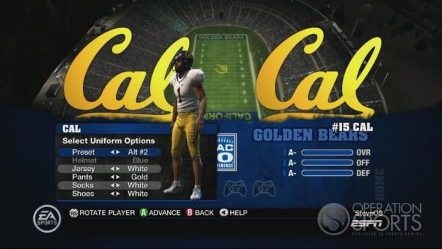 NCAA Football 10 Screenshot #460 for Xbox 360