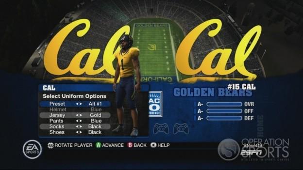 NCAA Football 10 Screenshot #461 for Xbox 360