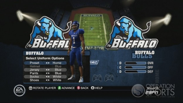 NCAA Football 10 Screenshot #465 for Xbox 360