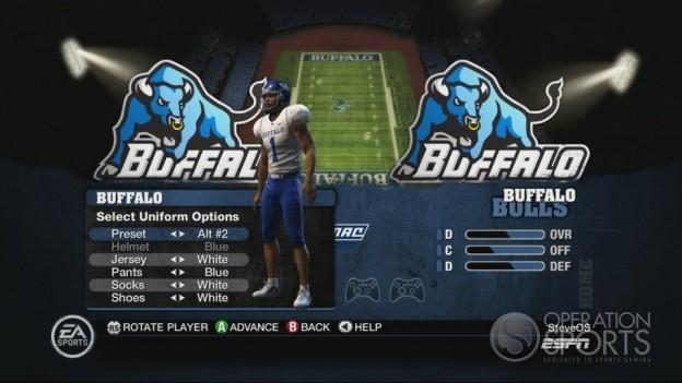 NCAA Football 10 Screenshot #466 for Xbox 360