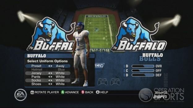 NCAA Football 10 Screenshot #468 for Xbox 360