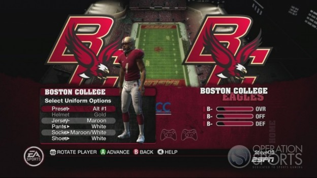 NCAA Football 10 Screenshot #473 for Xbox 360