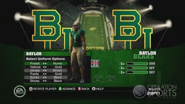 NCAA Football 10 Screenshot #478 for Xbox 360