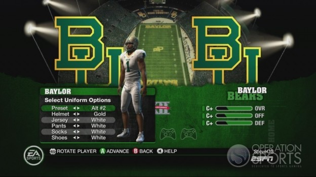 NCAA Football 10 Screenshot #481 for Xbox 360