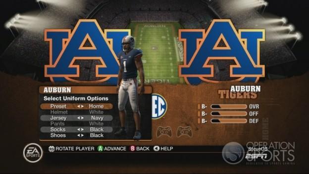 NCAA Football 10 Screenshot #486 for Xbox 360
