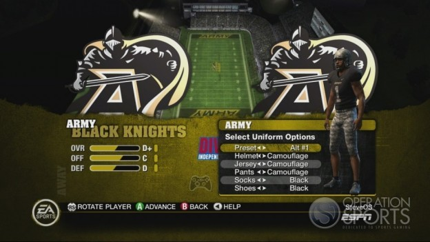 NCAA Football 10 Screenshot #488 for Xbox 360