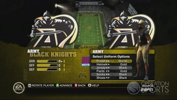NCAA Football 10 Screenshot #490 for Xbox 360
