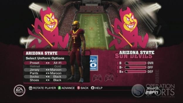 NCAA Football 10 Screenshot #500 for Xbox 360
