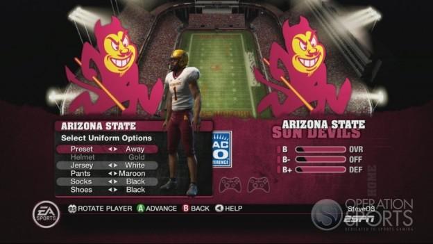NCAA Football 10 Screenshot #501 for Xbox 360