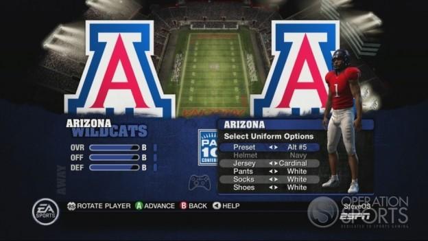 NCAA Football 10 Screenshot #503 for Xbox 360