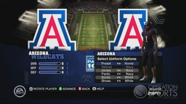 NCAA Football 10 Screenshot #509 for Xbox 360