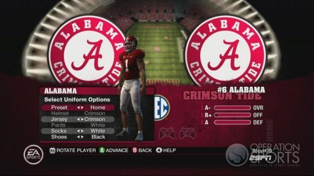 NCAA Football 10 Screenshot #510 for Xbox 360
