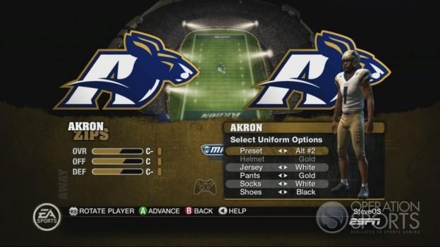 NCAA Football 10 Screenshot #512 for Xbox 360