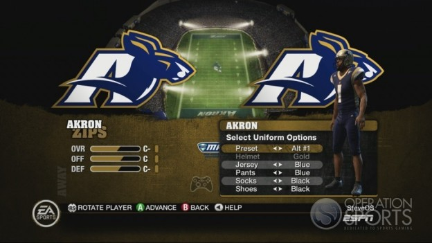 NCAA Football 10 Screenshot #513 for Xbox 360