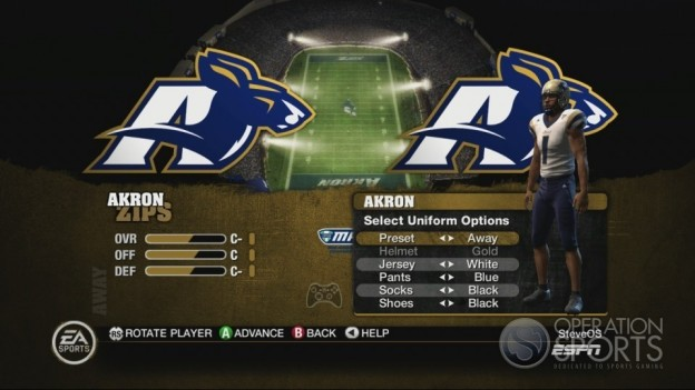 NCAA Football 10 Screenshot #514 for Xbox 360