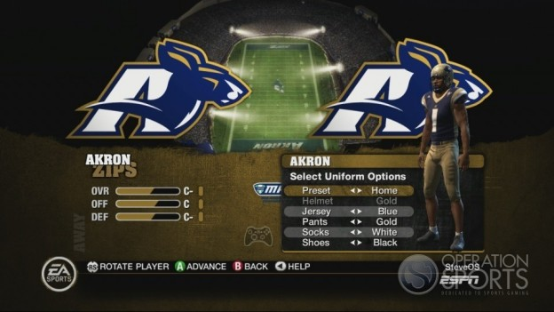 NCAA Football 10 Screenshot #515 for Xbox 360