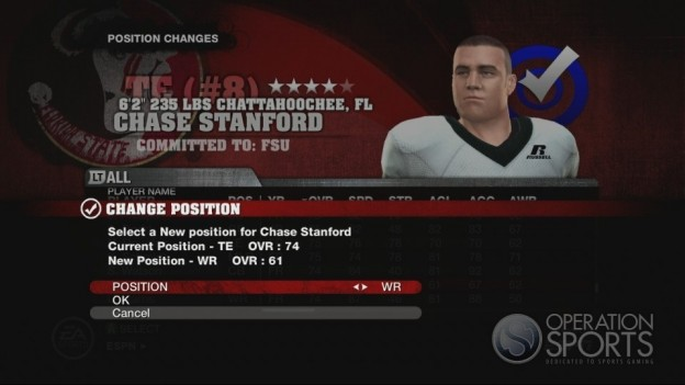 NCAA Football 10 Screenshot #526 for Xbox 360