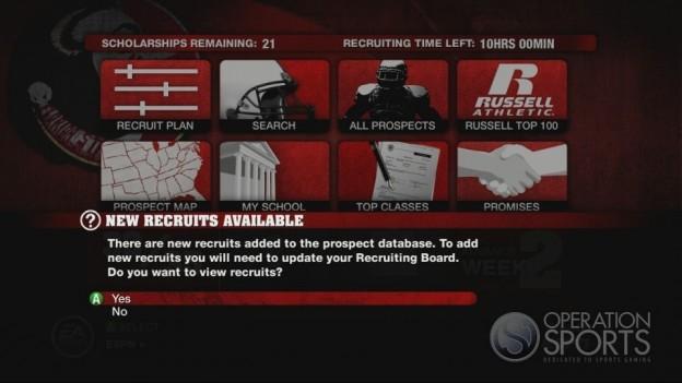 NCAA Football 10 Screenshot #530 for Xbox 360