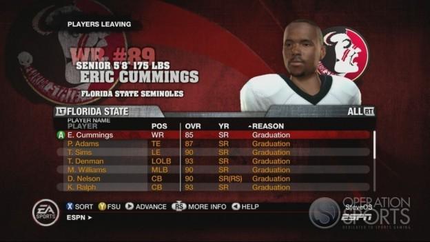 NCAA Football 10 Screenshot #532 for Xbox 360