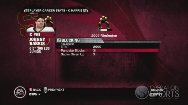 NCAA Football 10 Screenshot #538 for Xbox 360