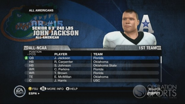 NCAA Football 10 Screenshot #548 for Xbox 360