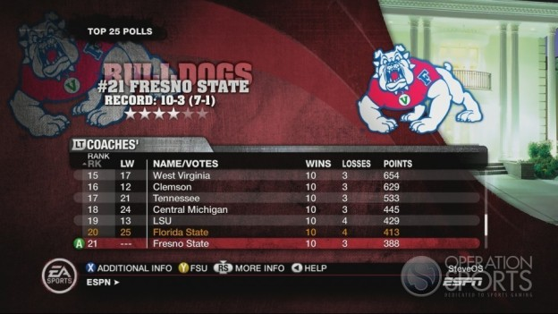 NCAA Football 10 Screenshot #551 for Xbox 360