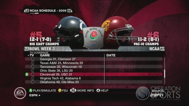 NCAA Football 10 Screenshot #556 for Xbox 360