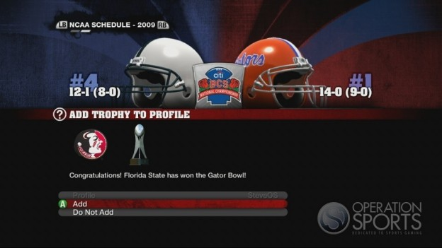 NCAA Football 10 Screenshot #559 for Xbox 360