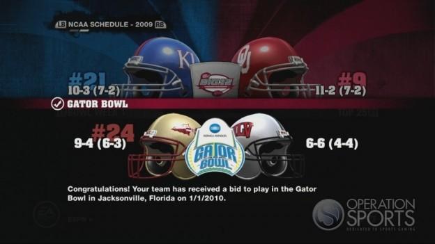 NCAA Football 10 Screenshot #560 for Xbox 360