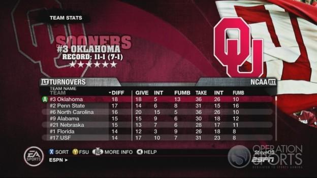 NCAA Football 10 Screenshot #564 for Xbox 360