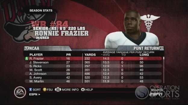 NCAA Football 10 Screenshot #571 for Xbox 360