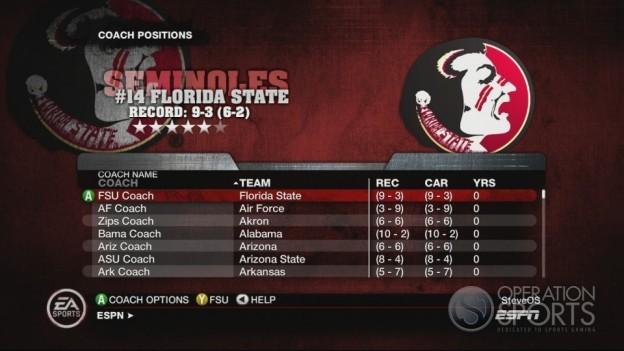 NCAA Football 10 Screenshot #589 for Xbox 360