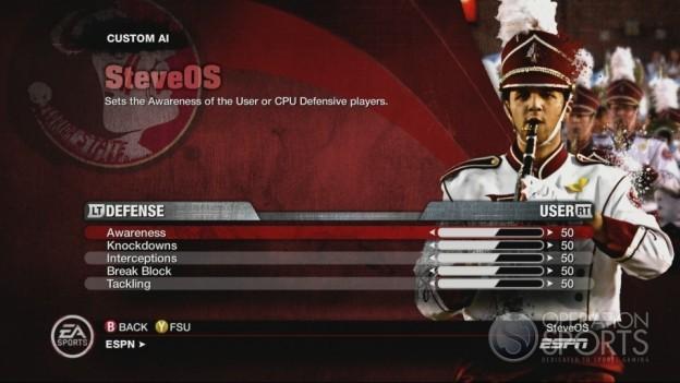 NCAA Football 10 Screenshot #591 for Xbox 360